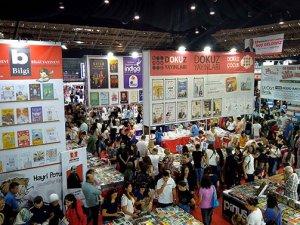 Antalya Kitap Fuarı, 15-24 Ekim'de 11 kez Cam Piramit'te açılıyor