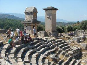 ''Dünyada 400 tarihi ören şehir bulunan tek turizm şehri: Antalya