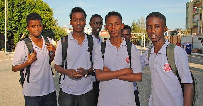 Türkiye'ye eğitime geldiler, Avrupa ülkelerine geçtiler