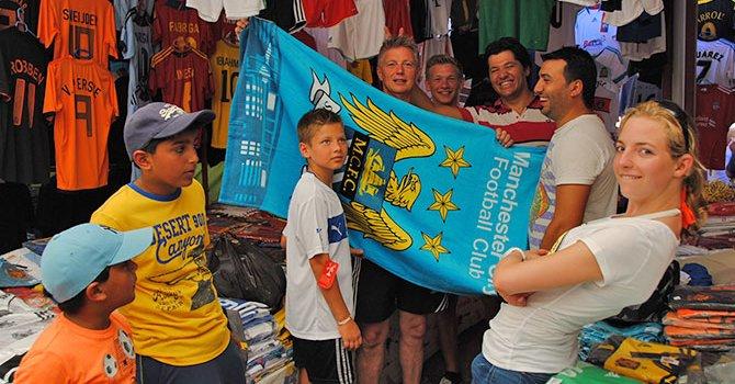 Marka taklidi ürünleri satışı turizme zarar veriyor