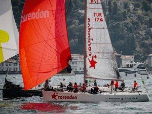 Corendon Cheese Yelken Takimı Bosphorus Cup'ta birinci oldu