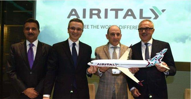Alitalia'ya yeni rakip Air Italy oldu