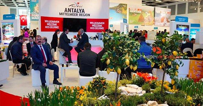 ITB'ye Antalya'dan 4 özel uçakla çıkarma yapılıyor