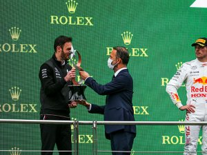 Formula 1'e 3 günde 190 bin kişi geldi