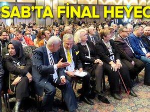 TÜRSAB kongresinde listeler yarışıyor