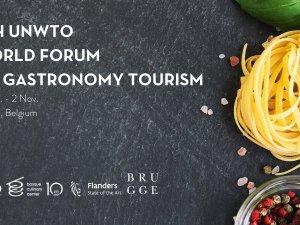 UNWTO, Gastronomi'nin ekonomiye katkısını foruma taşıyor