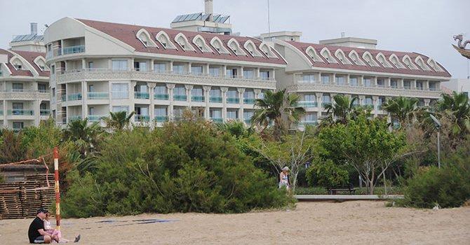 Doğan: Hilton, otel olarak kalacak