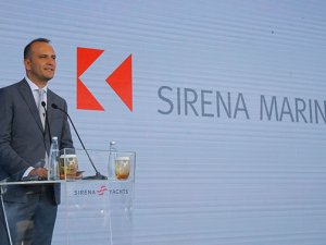 Sirena Marine'in CEO'su Çağın Genç oldu