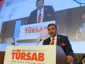 """Emin Çakmak: Türsab başkanlarına """"onursal"""" ünvanı verilmeli"""