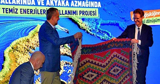 UTED, başkanı Tevfik Kırmacı