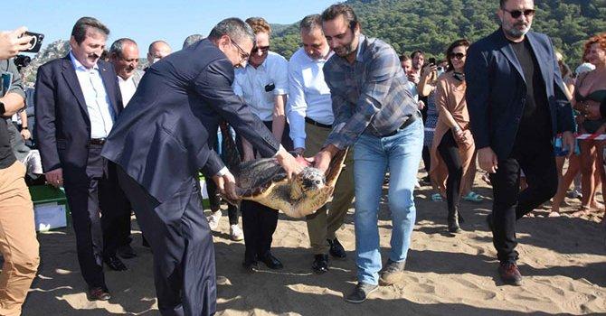 Çelebi IC Antalya'da rekortmen
