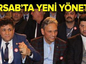 Türsab'ın yeni yönetim kurulu belli oldu
