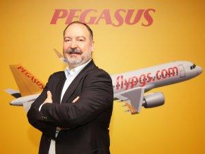 Pegasus 2017'de yolcuyu %15 artırdı