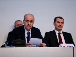 Bakan Kurtulmuş UNWTO 8. İpek Yolu Bakanlar Toplantısı'nda