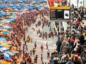 TÜROB: Yabancı turisti, İspanya kaptı