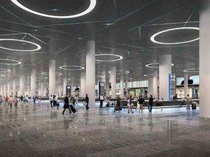 Yeni Havalimanında 1850 polis görev alacak