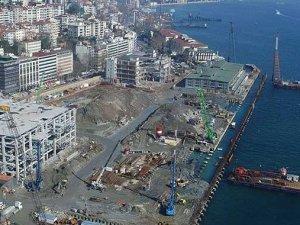 Galataport, Marmara'yı çamura boğacak!