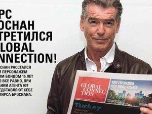 Türkiye'yi Ruslara James Bond tanıtıyor
