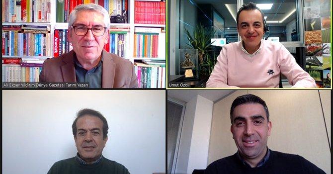 İranlı dağcılar Olimpos'ta