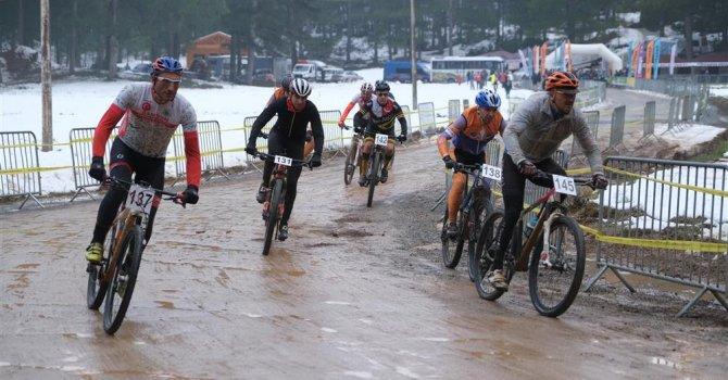 Hüseyin Ceylan sebze üretiyor