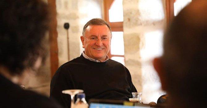 Erdoğan, annesini ziyaret etti