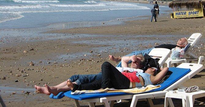 Forint düştü turist akını başladı