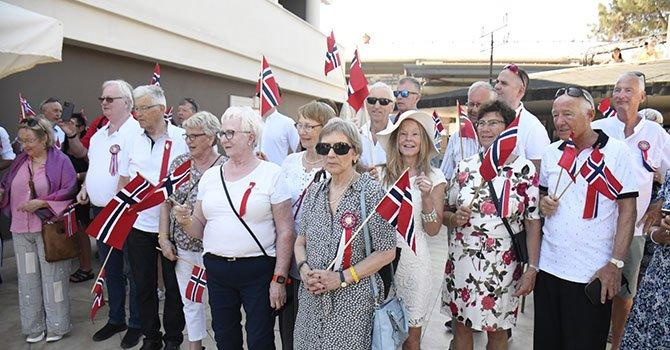 Amatör golfçüler Kapadokya'da