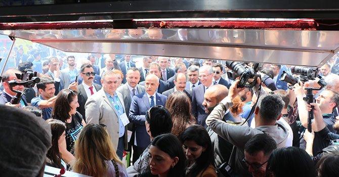 Beşiktaş, 'kupa'sını törenle aldı