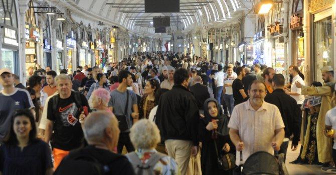 Kınalıada'da TV anteni sökülüyor