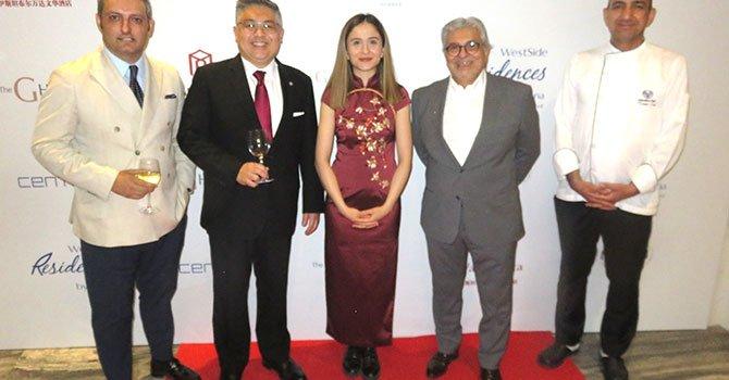 Hopa Peronti Otel'e yatırım
