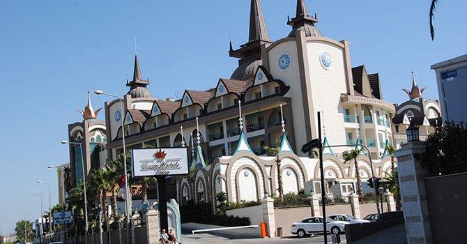 Marmaris'te kürek yarışları