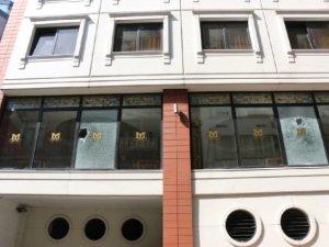 Taksim'de bir otele yine silahlı saldırı yapıldı