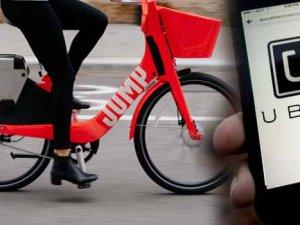 Uber, bisiklet devini satın aldı