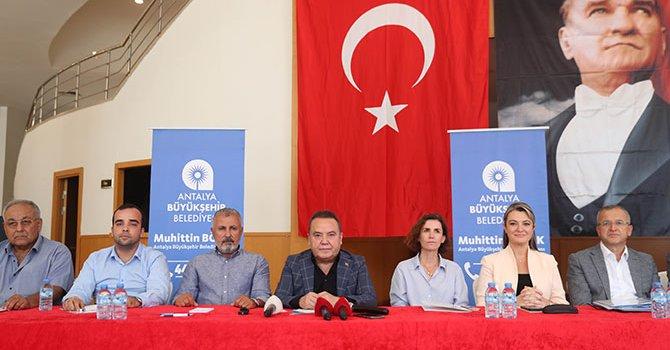 Viyana-Antalya uçuşu başlıyor