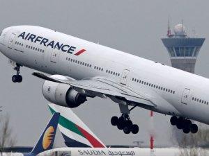 Air France'ta grev zararı 170 milyon euro