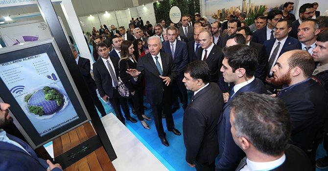 World Cities Congress'te Akıllı Şehir konuşuluyor