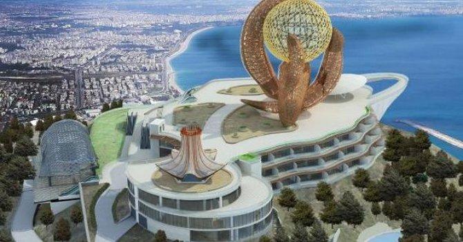 Antalya'nın simgesi Tünektepe ihalesi yarın yapılıyor