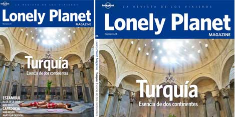 Türkiye Lonely Planet'te