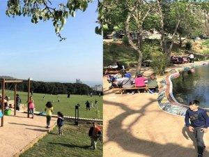 Yeni dinlenmeyeri Yakacık Havuzlu Park