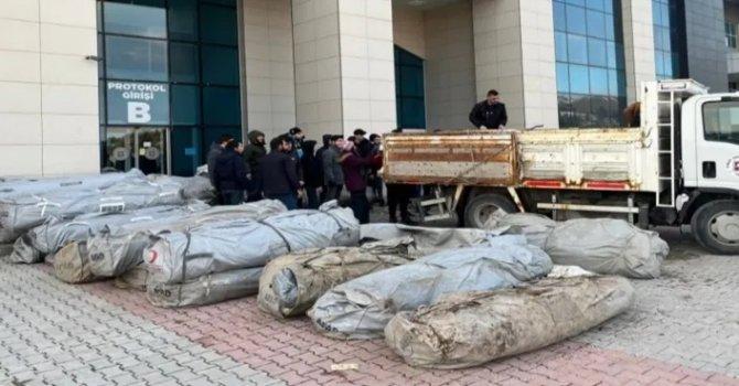 Dubai'de yapay ada projesi battı