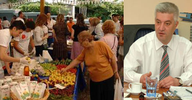 İzmir'e organik ürünler fuarı