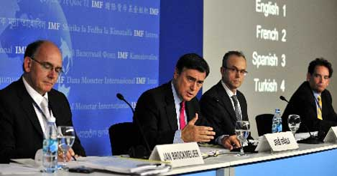 IMF, ekonomimizi araştırdı