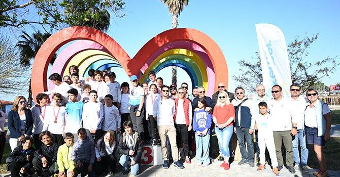 KLM havayolu test uçuşu yaptı