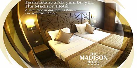 The Madison Hotel, yenilendi