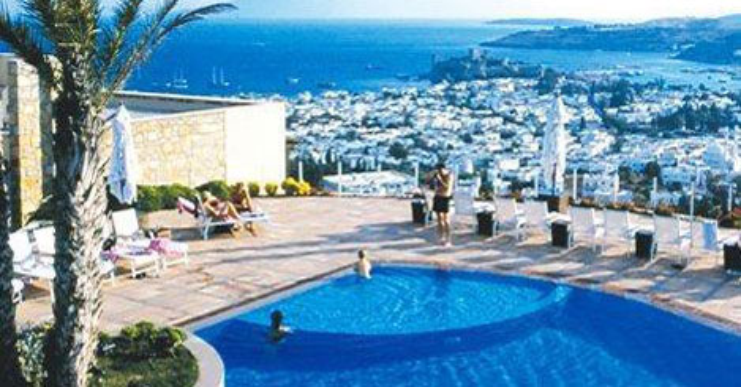 Dünyanın en iyi 2 Türk oteli var