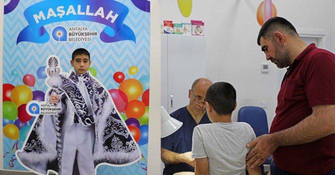 'Galateia Residence' açıldı