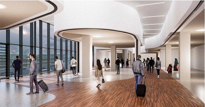 Havaş'tan Antalya'ya modern tesis
