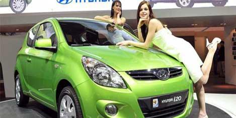 Hyundai i20'nin üretim töreni