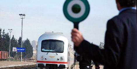 Gaziantep-Musul tren seferi