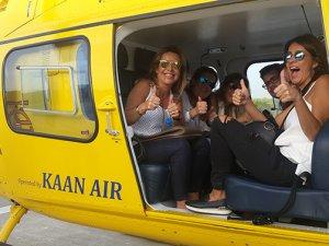 Kaan Air annelere İstanbul'u hediye ediyor!